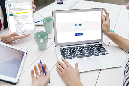 Plataforma SIGO: Curso de Iniciação e Gestão E-Learning